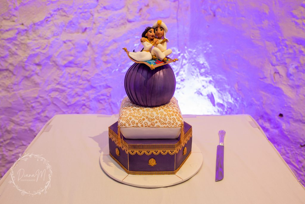 Aladdin themed wedding adelaide